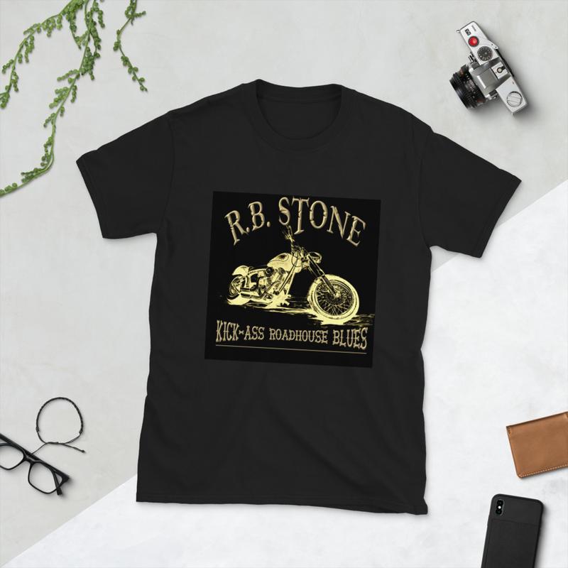 Short-Sleeve Unisex T-Shirt Harley