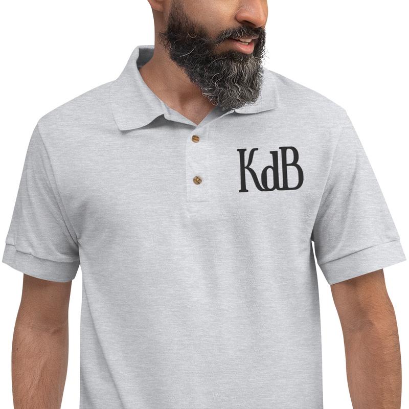 Embroidered  Light Polo Shirt