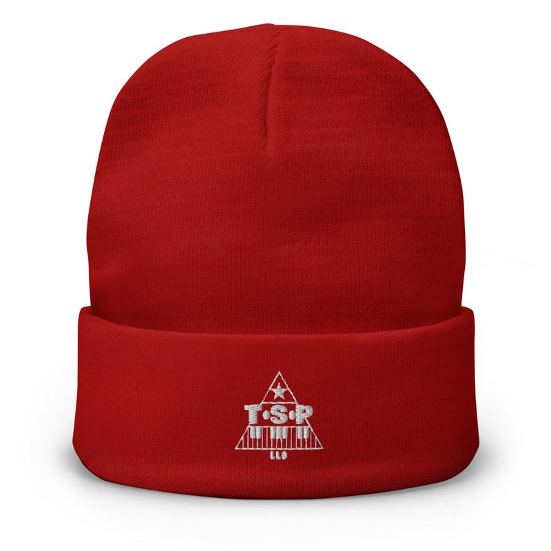 RED TSP BEANIE