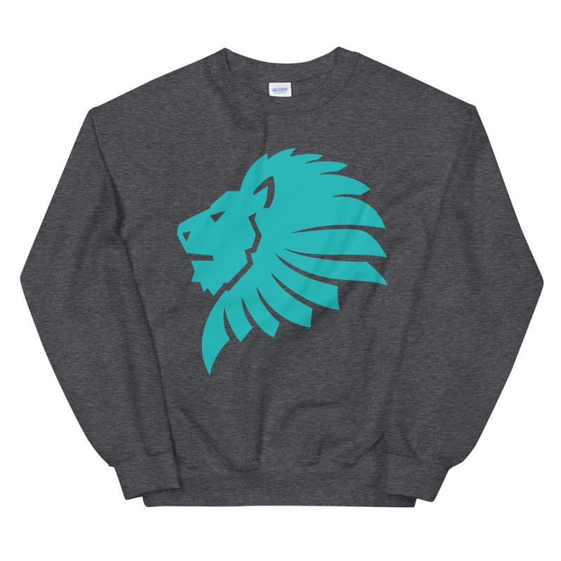 Casanova Lion Unisex Sweatshirt