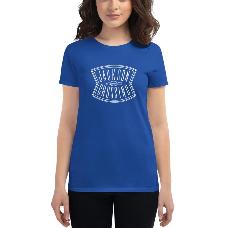 Women's short sleeve t-shirt - 4 Colors