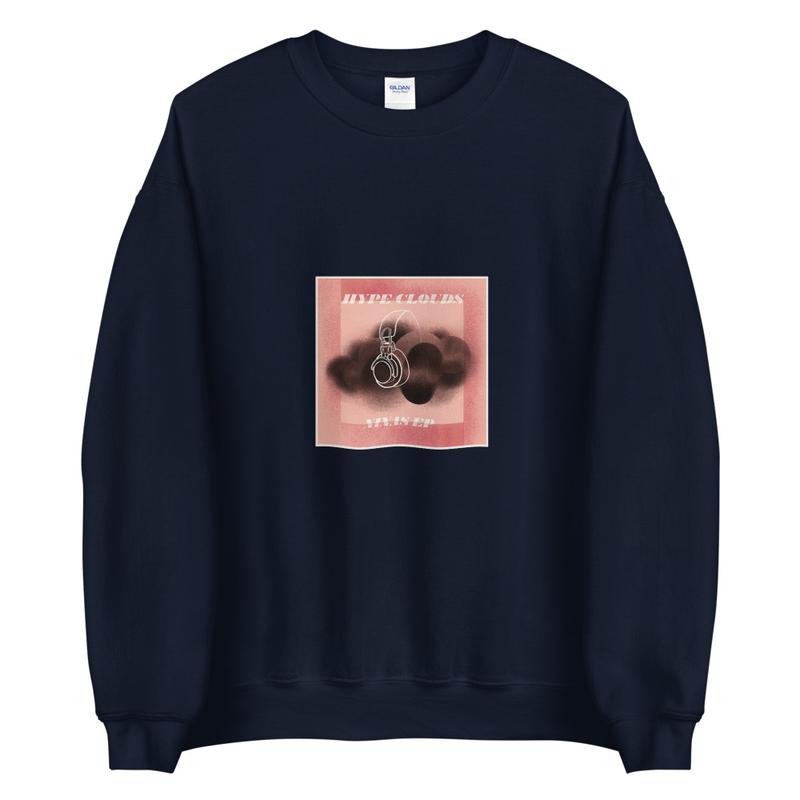 Unisex Sweatshirt (Hype Clouds)