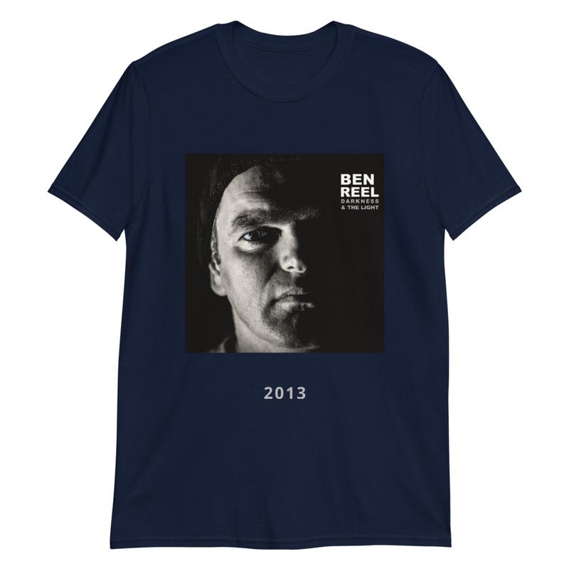 Darkness & The Light - Short-Sleeve Unisex T-Shirt