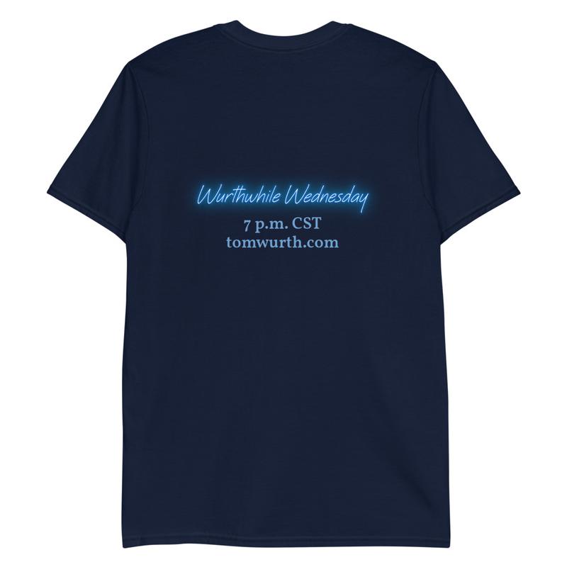 Wurthwhile Wednesday Short-Sleeve Unisex T-Shirt
