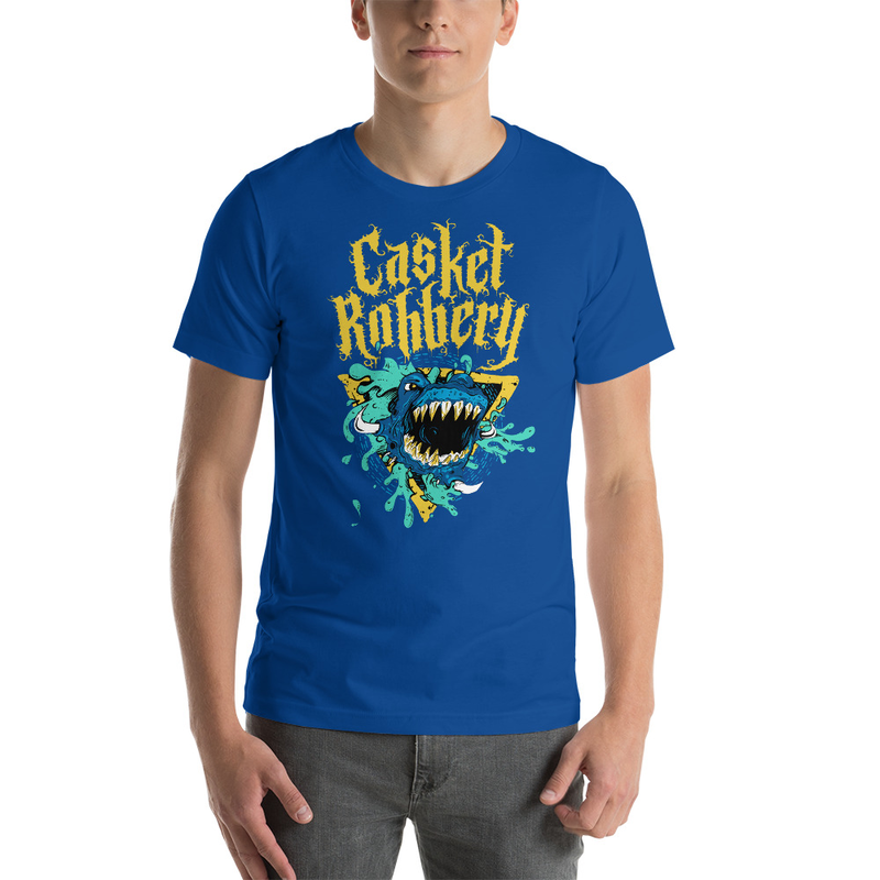 Exclusive Shark Monster T-Shirt