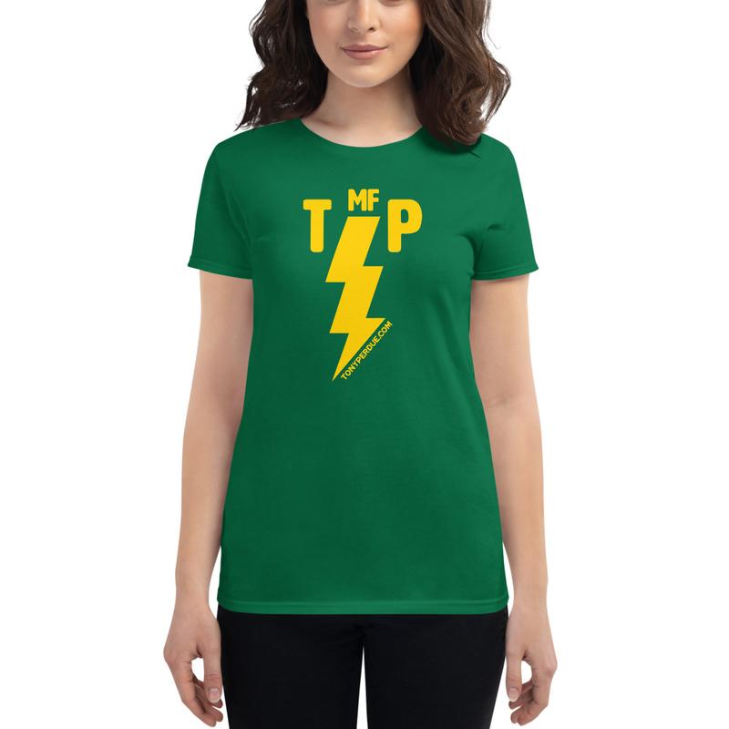 Women's TMFP Bolt short sleeve t-shirt