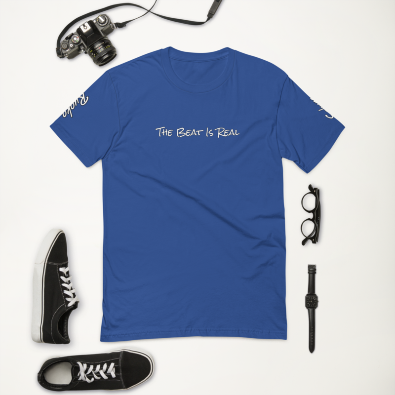Short Sleeve T-shirt (The Beat Is Real)