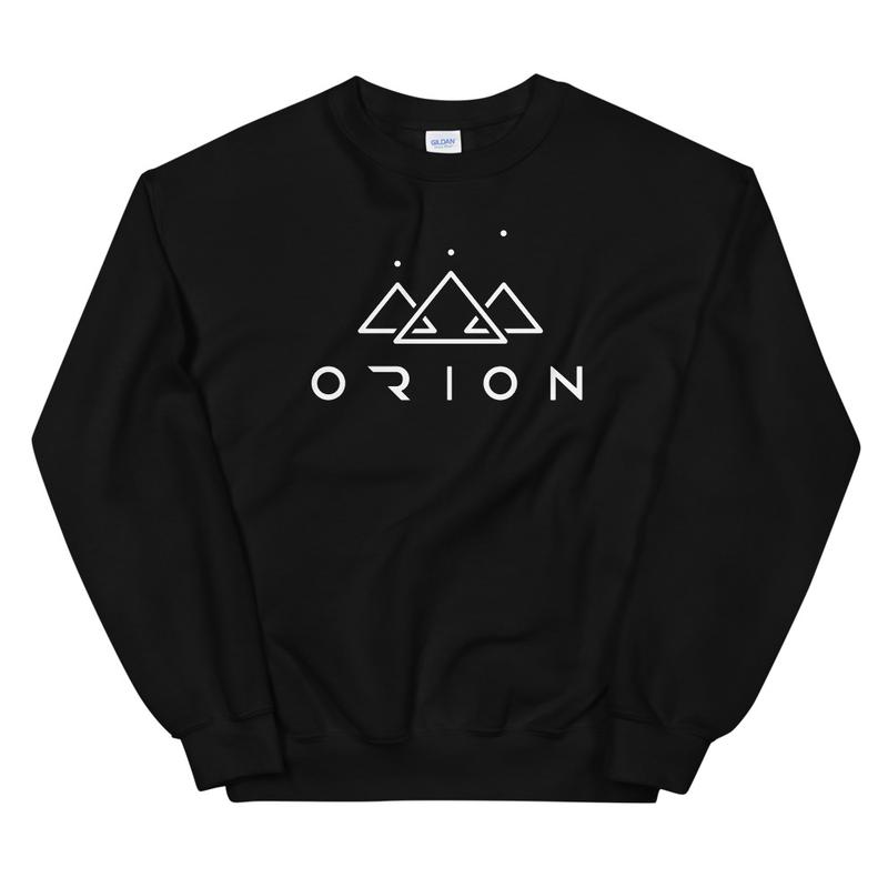 Classic Orion Logo Unisex Sweatshirt