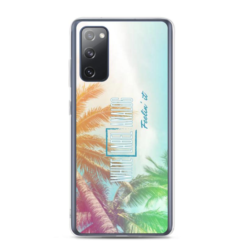 WLA Feelin' it - Samsung Phone Case (Vertical Logo)