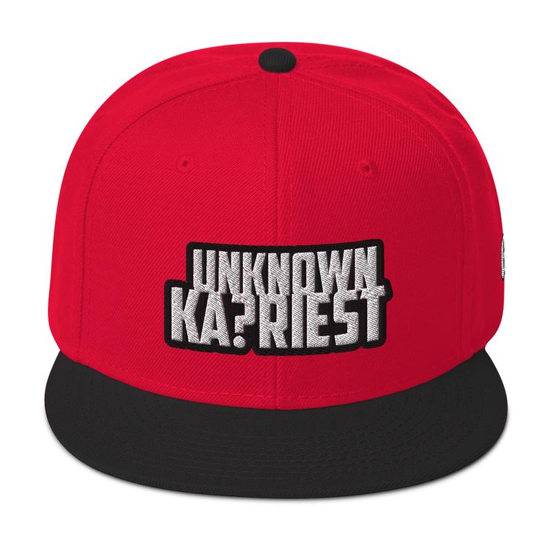 Unknown Kapriest Snapback Hat (GRE Logo on Left Side)