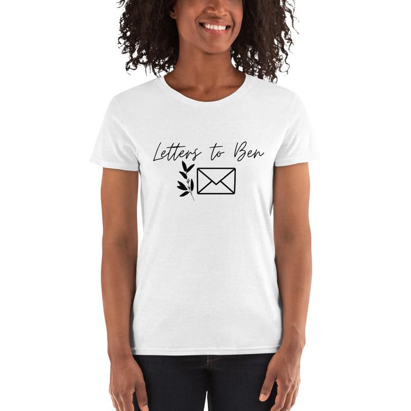 "Women's ""Letters to Ben"" T-shirt"