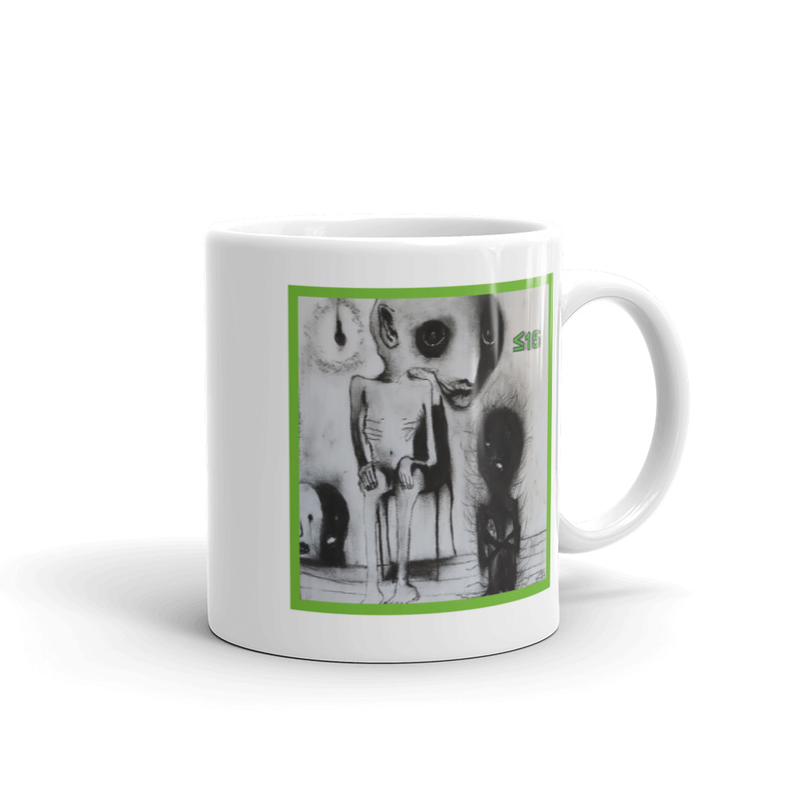 Mugs with ≤15 album cover on two sides