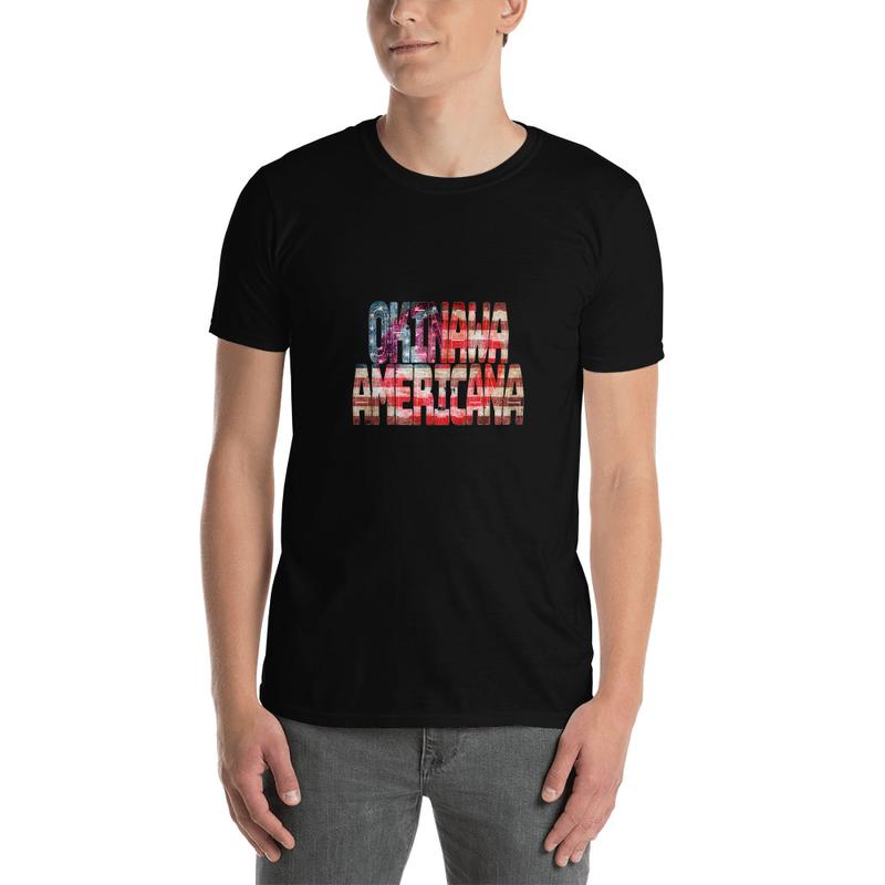 OA Flag Logo Short-Sleeve Unisex T-Shirt