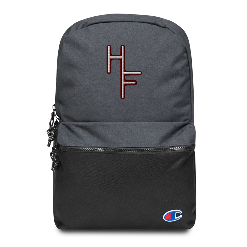 Hi Fidelity Logo Backpack