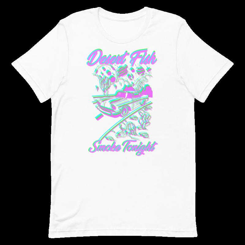 Smoke Tonight Trippy T-Shirt