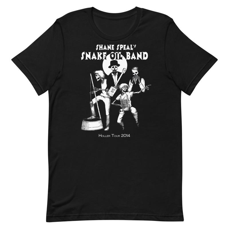 Shane Speal's Snake Oil Band - Holler Tour 2014