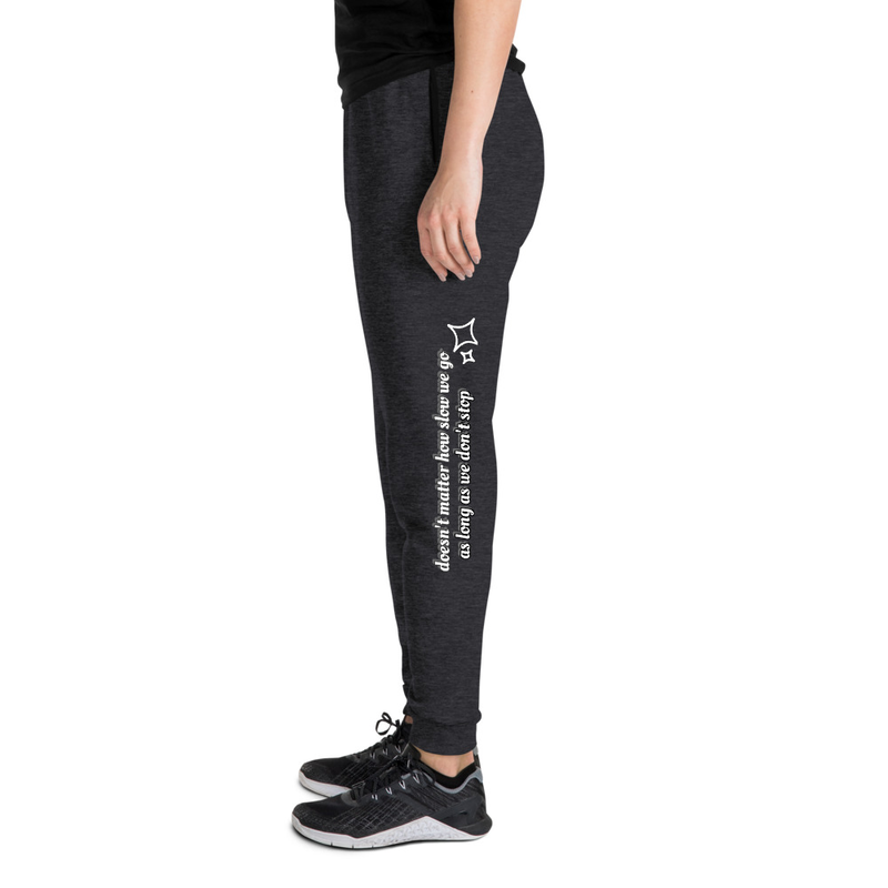 """""""Doesn't Matter..."""" Unisex Joggers"""