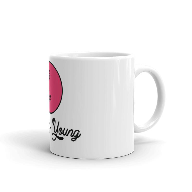 Charley Young Logo Mug