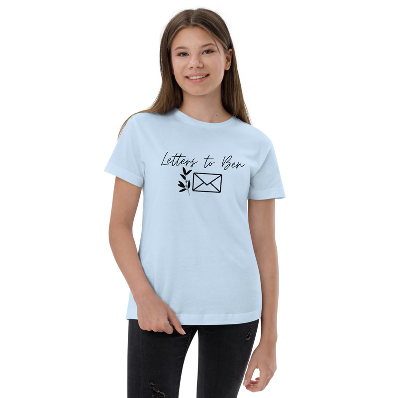 """Youth """"Letters to Ben"""" T-Shirt"""