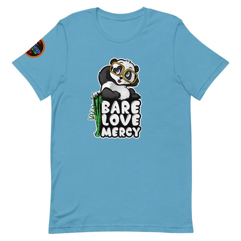 Bare Love Mercy Short-Sleeve Unisex T-Shirt