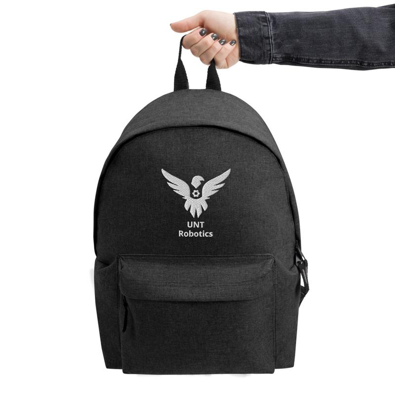 UNT Robotics Standard Backpack (Gear)