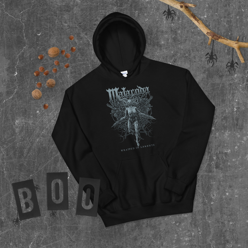Wrapped In Laments Hoodie