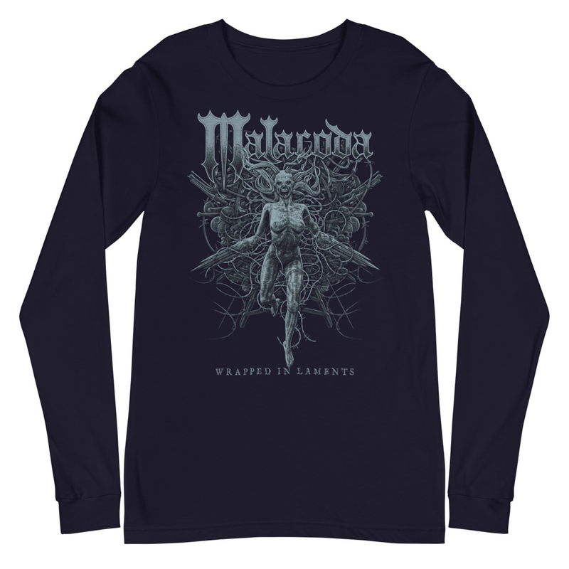 Wrapped In Laments Long Sleeve