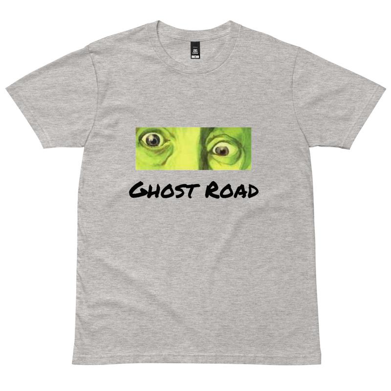 Ghost Road Black - Men's staple tee