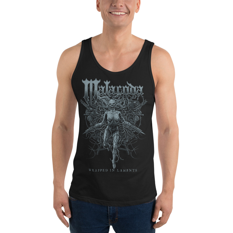Wrapped In Laments Tanktop (Unisex)