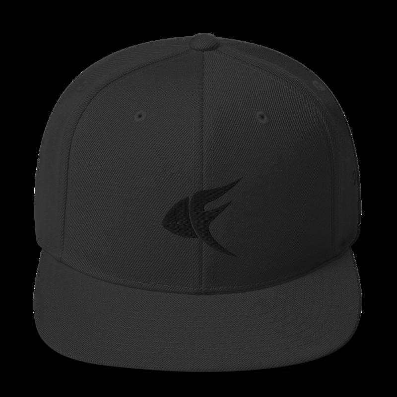 DF Logo Blackout Snapback