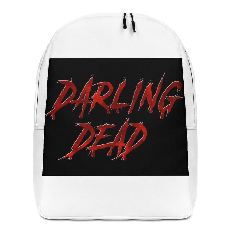 Darling Dead Minimalist Backpack