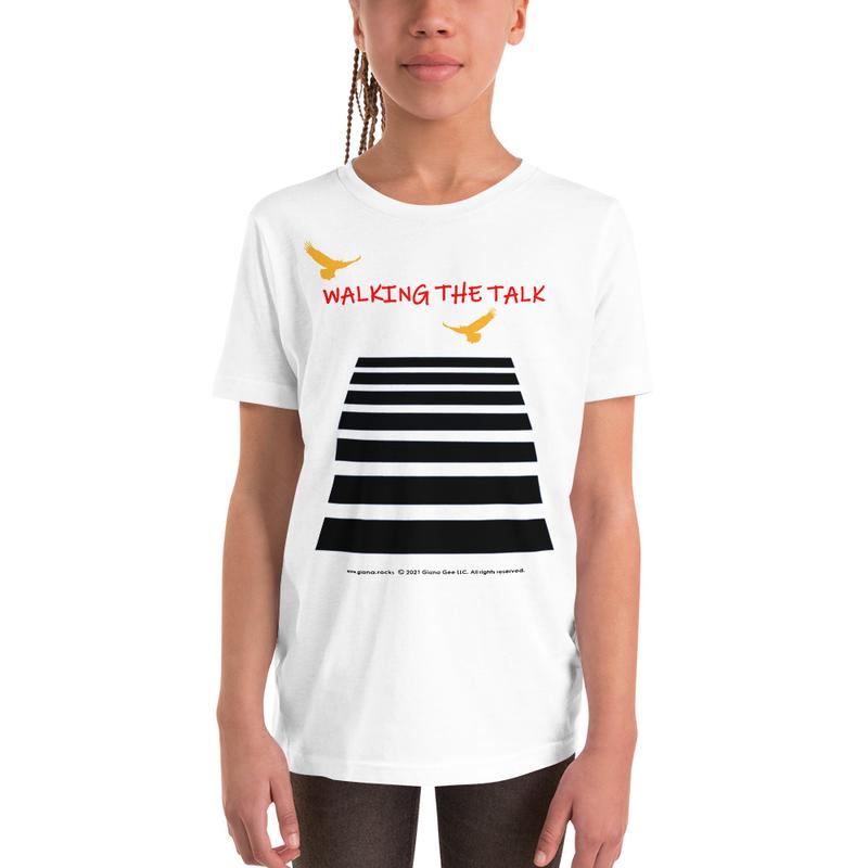 Walking The Talk Youth Short Sleeve T-Shirt
