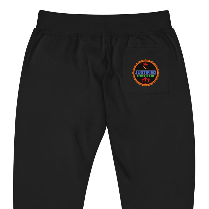 Justified Yeshua Unisex fleece sweatpants