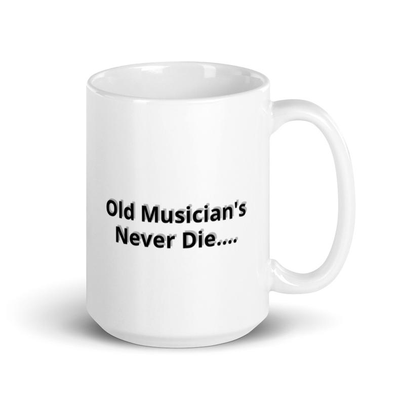 Old Musicians - Mug