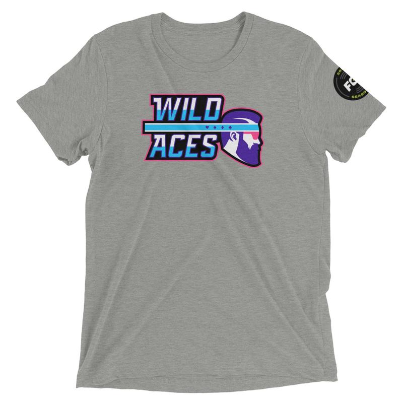 Wild Aces Unisex Premium Logo Tee product image (1)