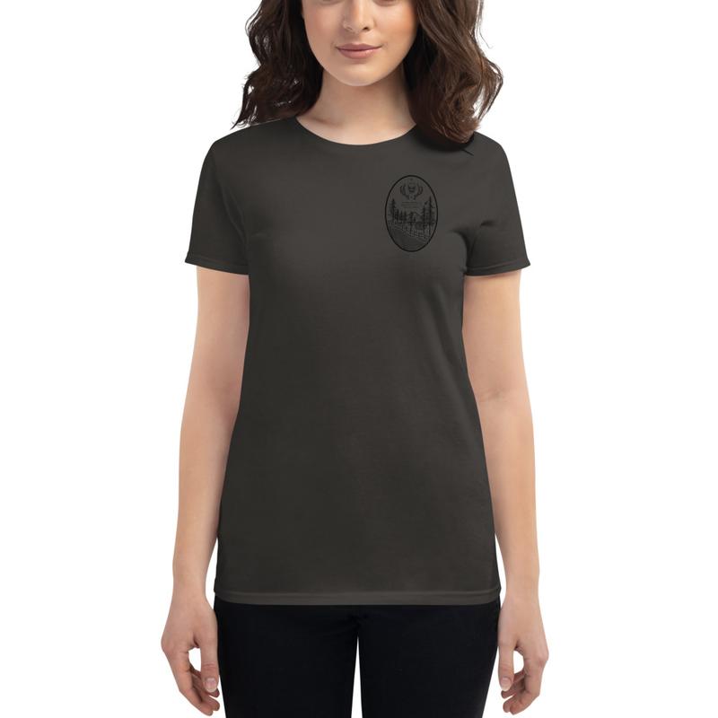 Women's Grave Digger T-shirt