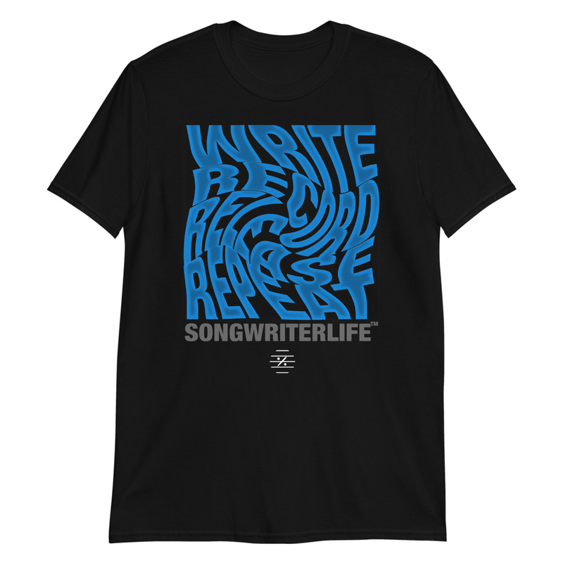 SONGWRITERLIFE TWISTED Short-Sleeve T-Shirt