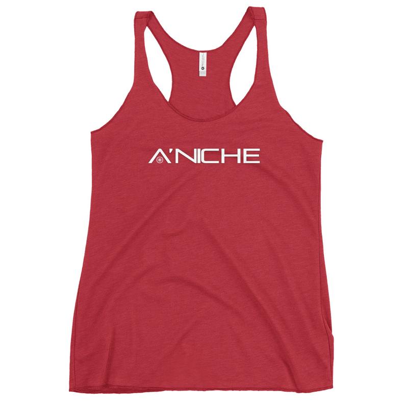A'niche Women's Racerback Tank