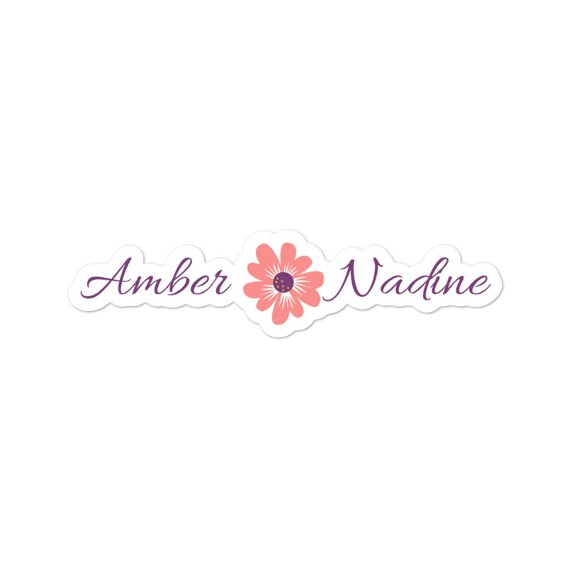 Amber Nadine stickers
