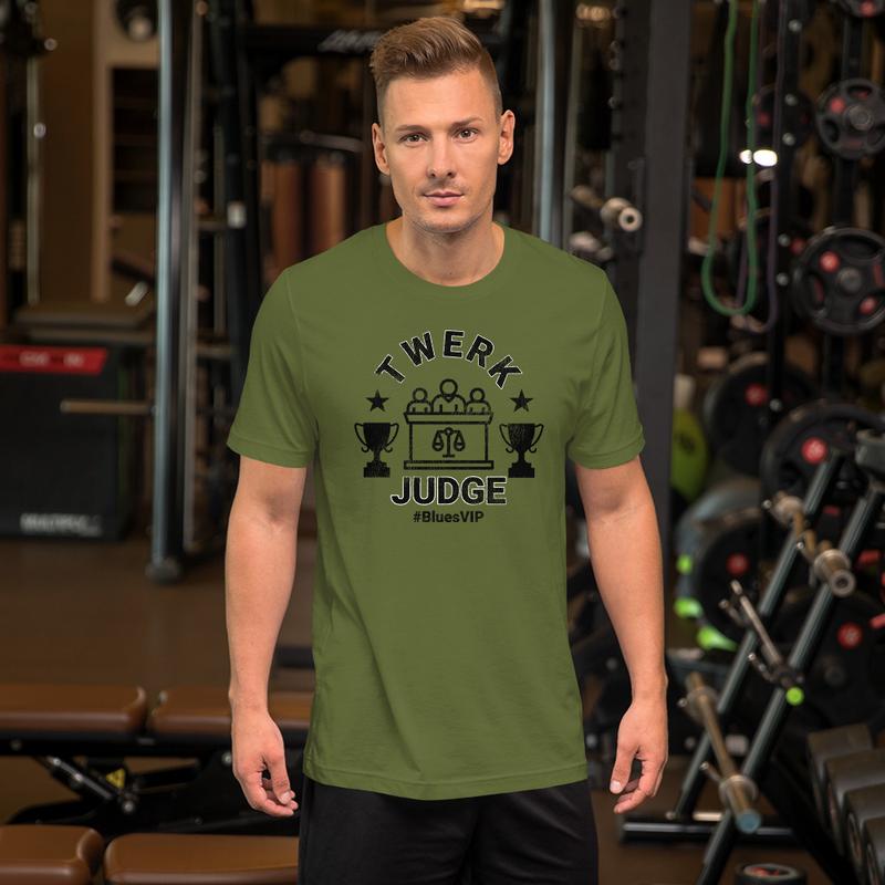 Twerk Judge T-Shirt