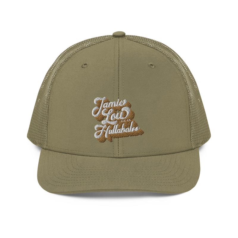 JLH Trucker Cap