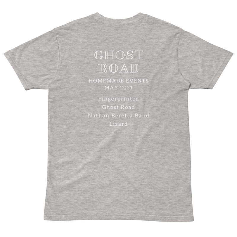 Ghost Road Homemade Events May 2021 - White