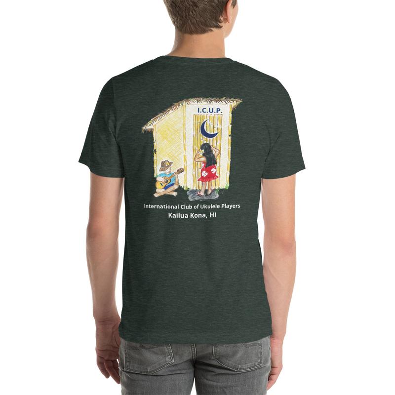 Short-Sleeve Unisex T-Shirt - Basic & Muted Colors