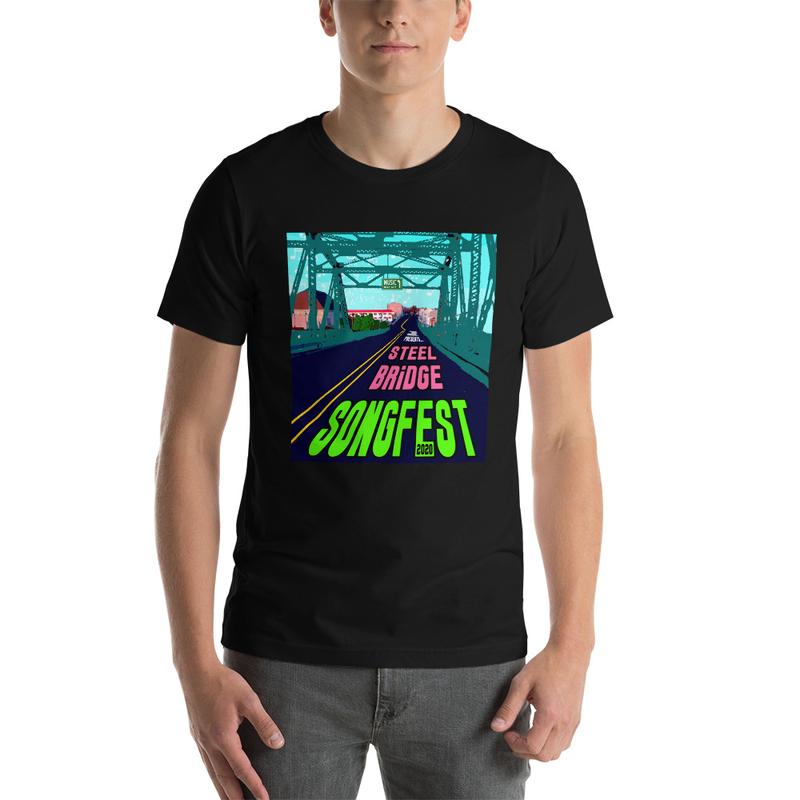 Steel Bridge Songfest 2020 Poster T-Shirt