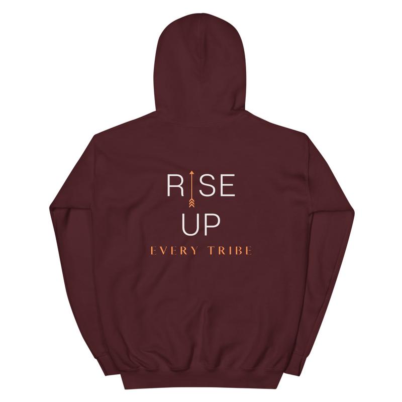 Rise Up Unisex Hoodie
