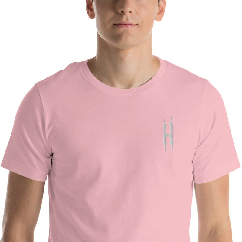 HONESTGANG Embroidered Unisex T-Shirt