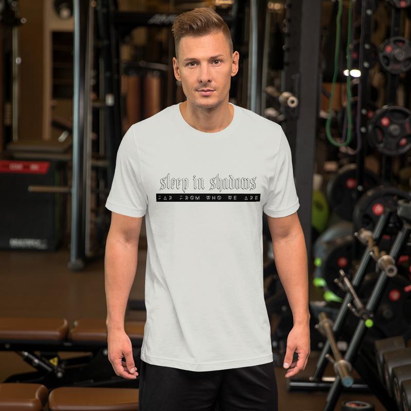Short-Sleeve Unisex T-Shirt - FFWWA SLEEP IN SHADOWS