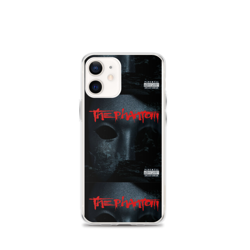 The Phantom Album Cover iPhone Case