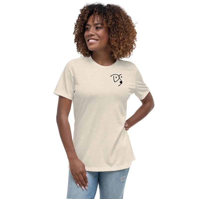 Dogue Shop Women's Relaxed T-Shirt