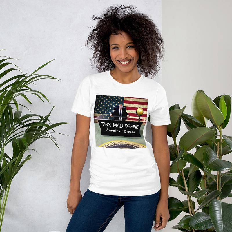 TMD AMERICAN DREAM Short-Sleeve Unisex T-Shirt